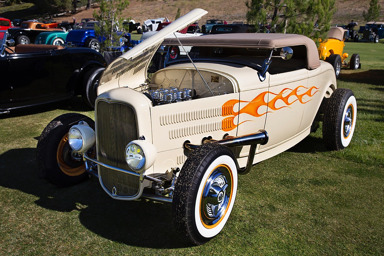 HOT ROD HEAVEN: DEUCES WILD!