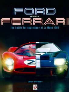BOOK REVIEW: FORD VERSUS FERRARI