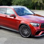 '20 MERCEDES-BENZ: GLC 63 AMG