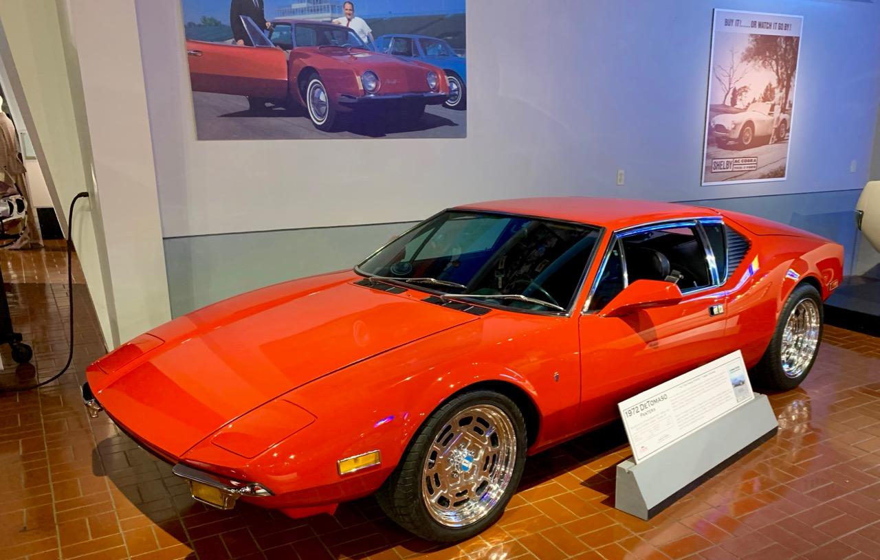 HICKORY CORNERS: GILMORE CAR MUSEUM
