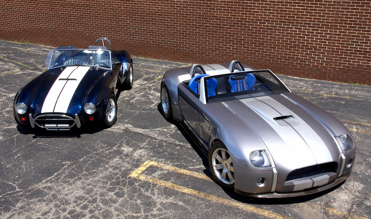 LAST SHELBY COBRA: DRIVING MISS DAISY!