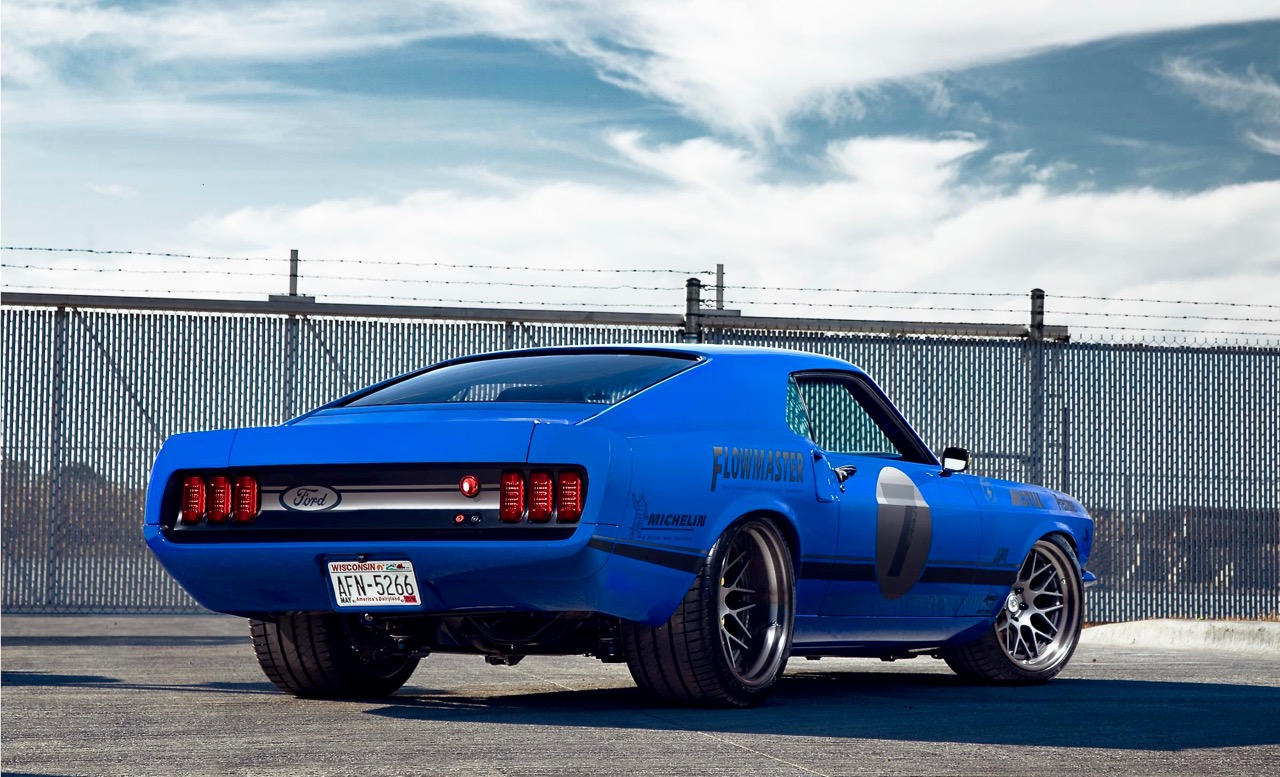 MUSTANG: RINGBROTHERS MACH 1 MAGIC!