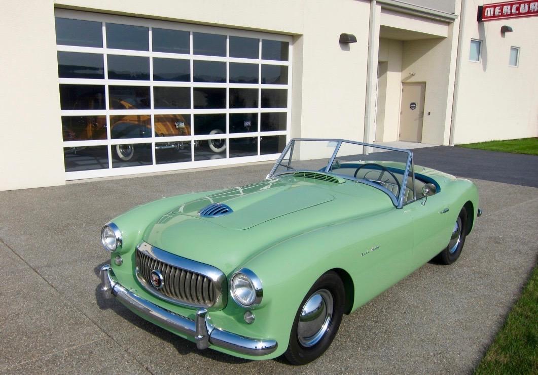 NASH-HEALEY: FIRST AMERICAN SPORTS CAR
