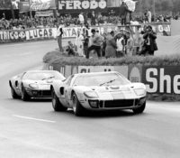 BOOK REVIEW: FORD VERSUS FERRARI