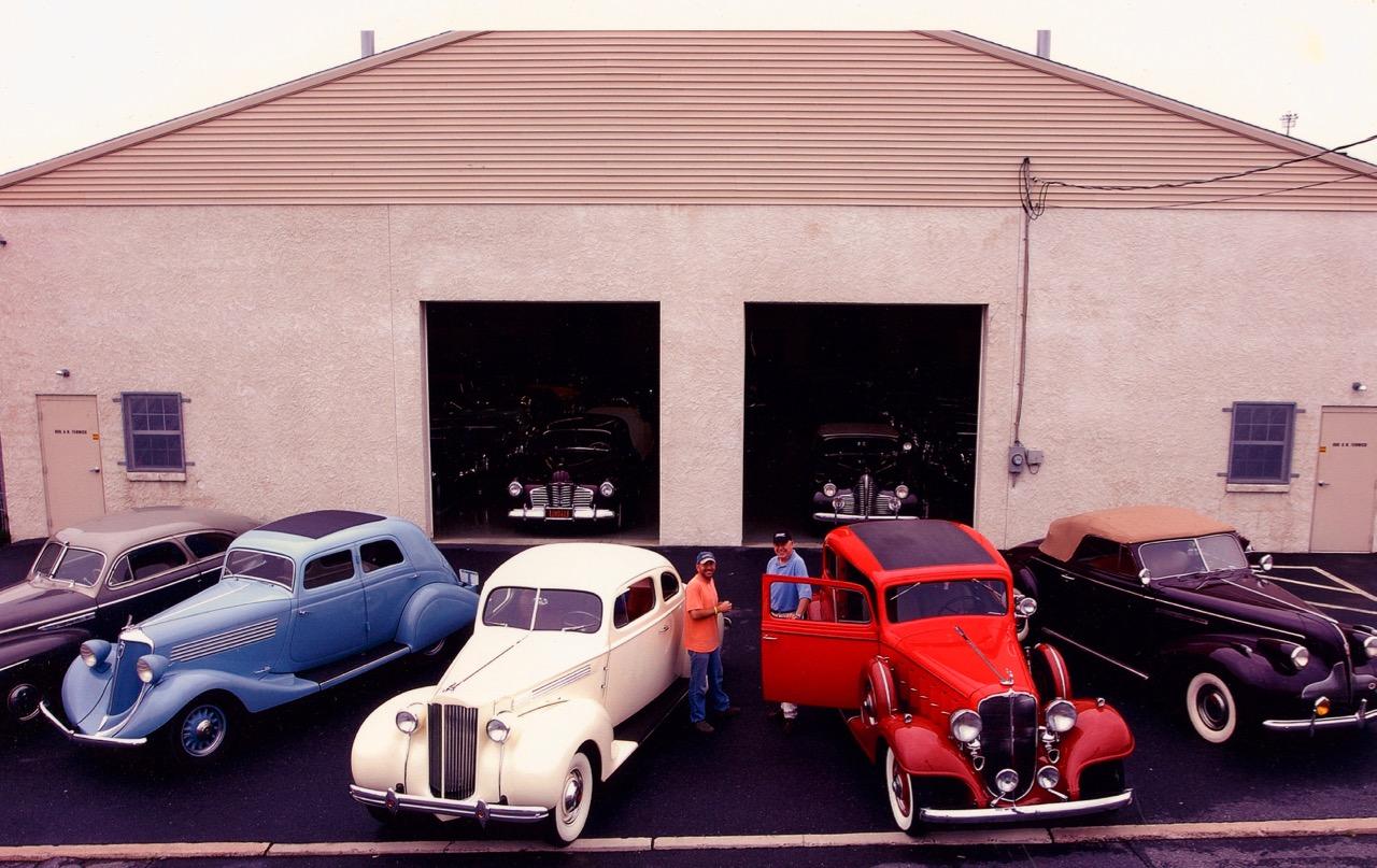 THE BASICS: SPECIALTY CAR STORAGE.