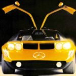 1970s ROTARY ICON: MERCEDES-BENZ C111