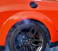 SCAT PACK WIDEBODY: DODGE CHALLENGER R/T