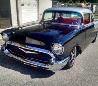 '57 CHEVY: BLACK WIDOW REDUX