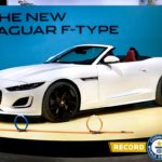 '21 F-TYPE: JAGUAR SETS WORLD RECORD!