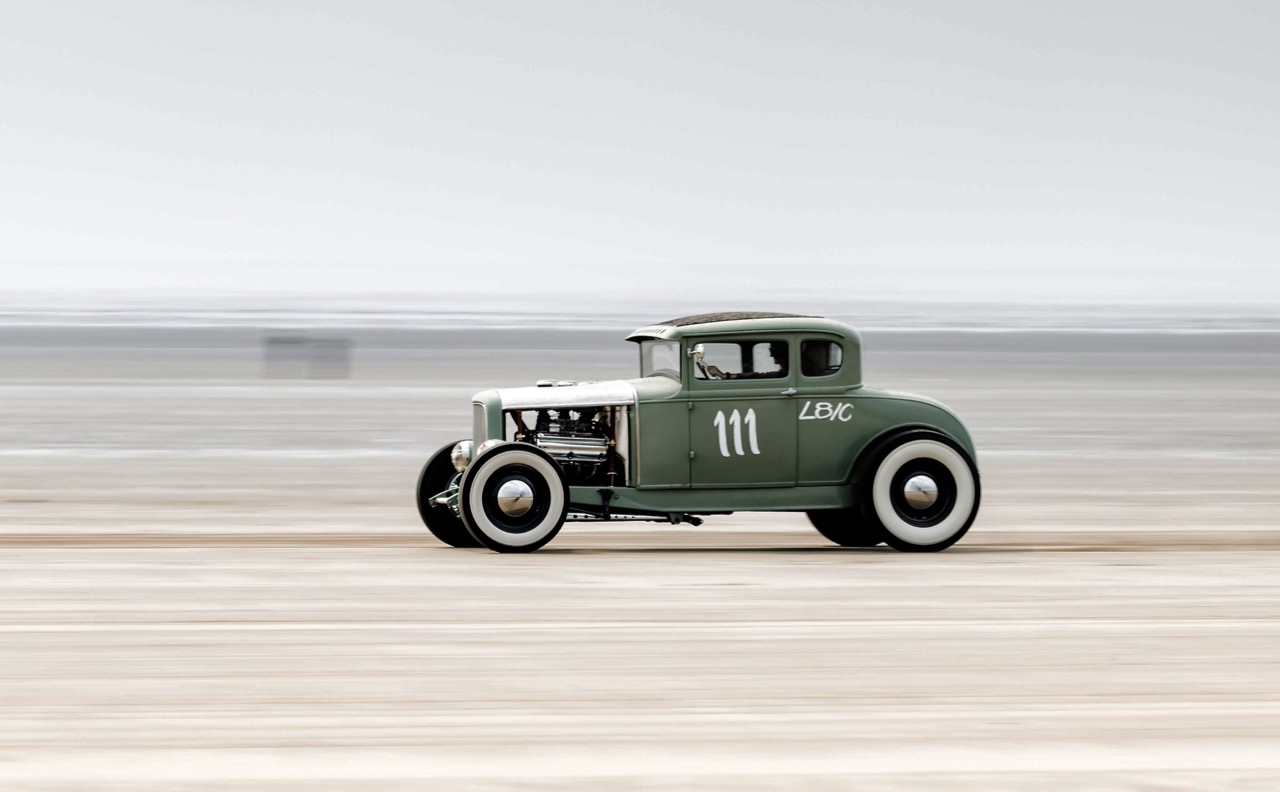 HOT RODS: SPEED OF SAND