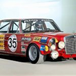 MERCEDES-BENZ: AMG RED PIG RACER
