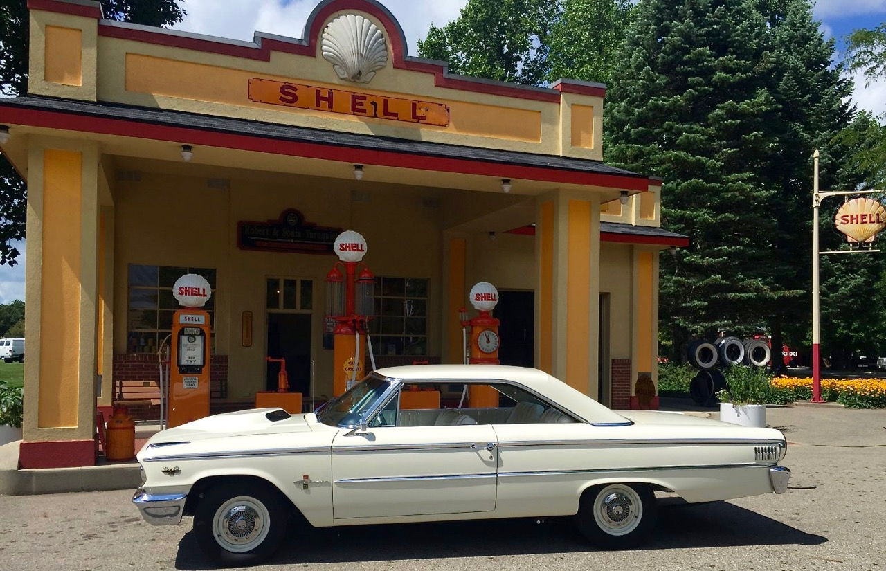 TRIBUTE: '63 ½ FORD 427 GALAXIE!