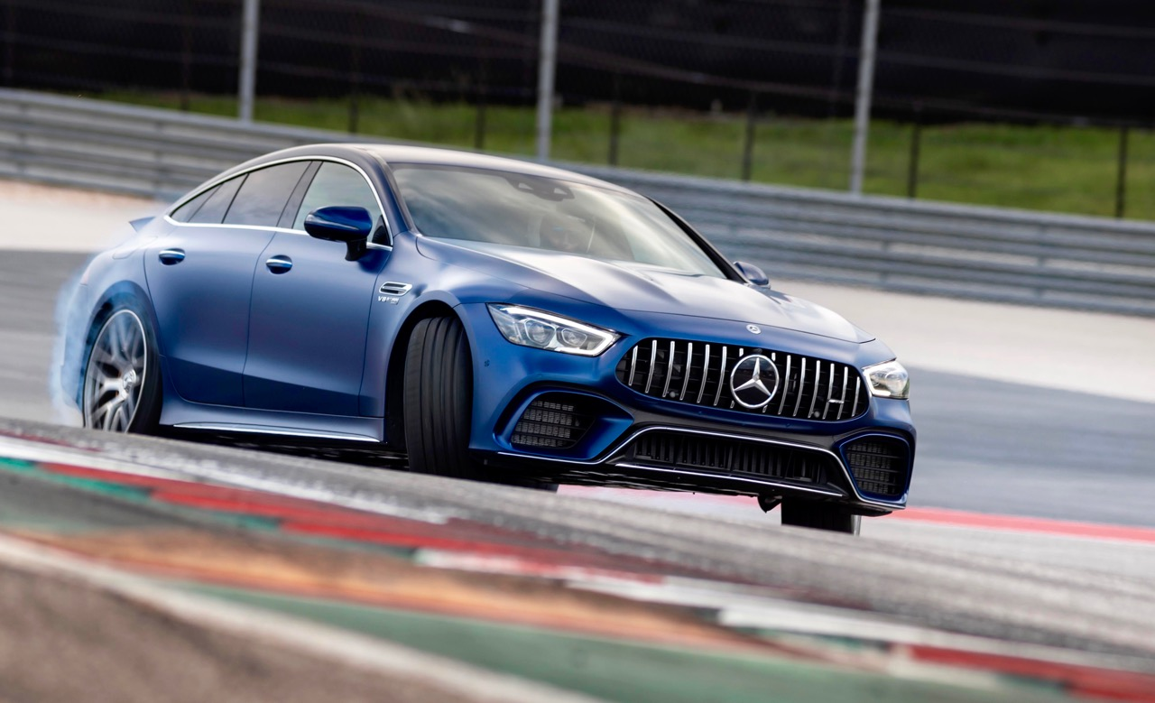The days have to be numbered for 630 horsepower road rockets like the MERCEDES-AMG GT 63 S: ADRENALINE RUSH. Grab one while you can, says Road Test Editor Howard Walker.