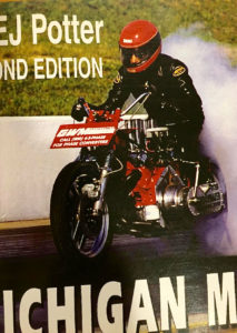 E.J. POTTER: MICHIGAN MADMAN V-8 MOTORCYCLES