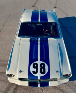 SHELBY GT350R: WORLD'S MOST VALUABLE MUSTANG