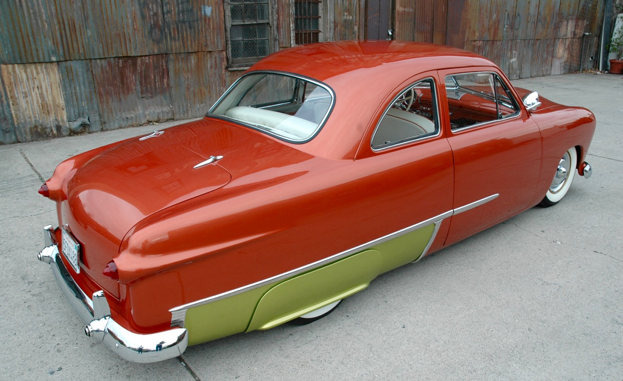CHEVY & FORD: 1950s CUSTOMS