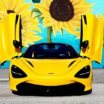 McLAREN 720S SPIDER: SUNSHINE SUPERCAR