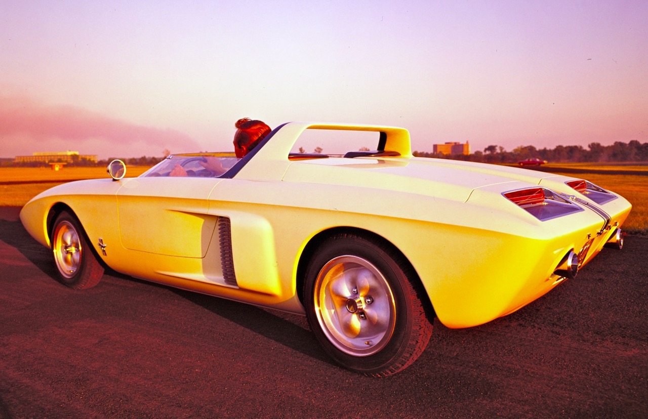 1962: MUSTANG I CONCEPT