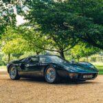 SALON PRIVÉ CONCOURS: RARE FORD GT40