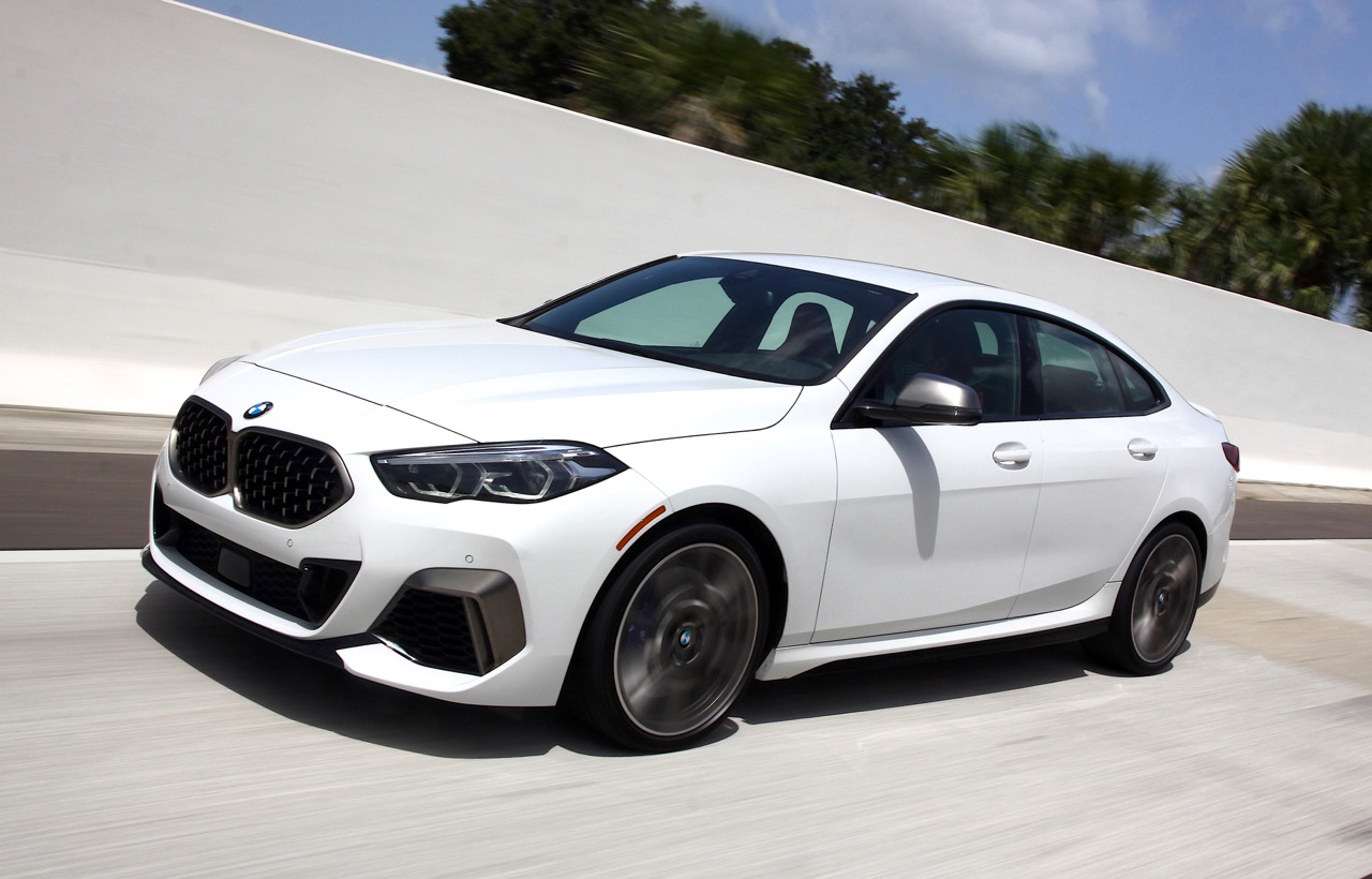 BMW-LITE: NEW M235I xDRIVE GRAN COUPE