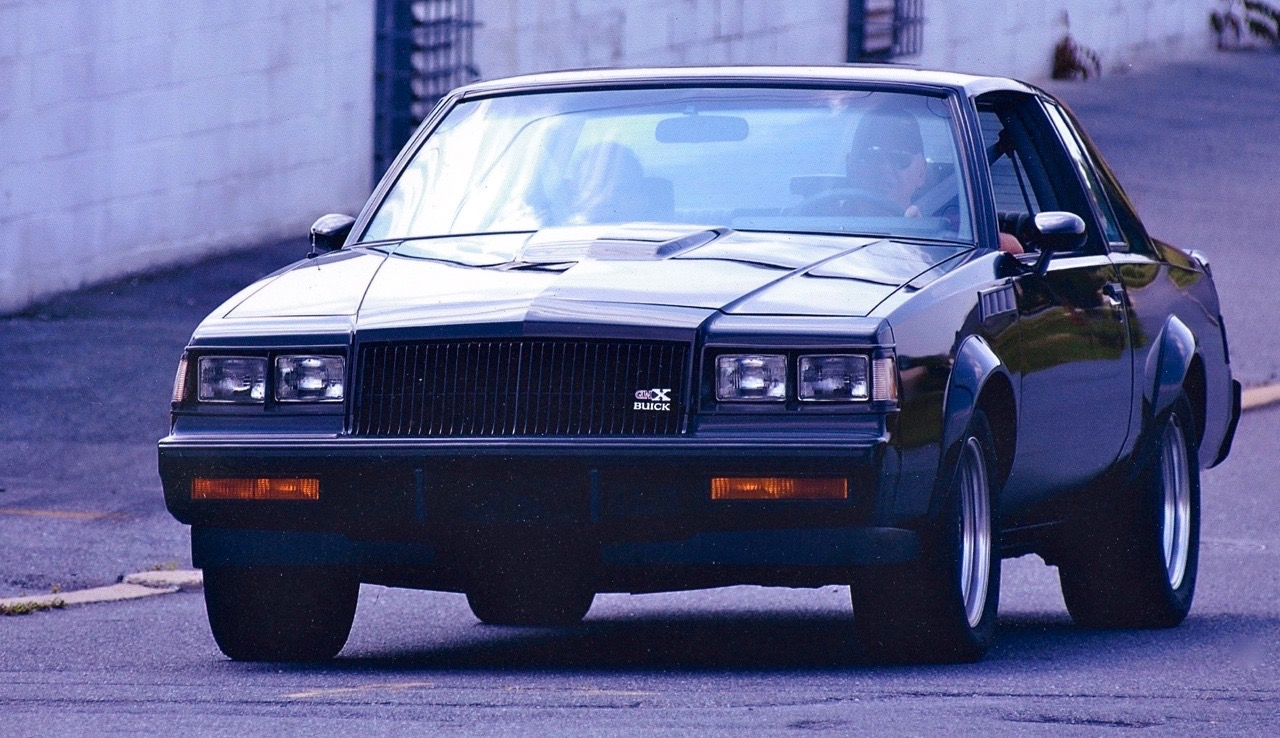 GNX: MAXIMUM MUSCLE FROM BUICK!
