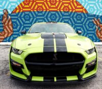 '20 SHELBY GT500: PONY EXPRESS MUSTANG