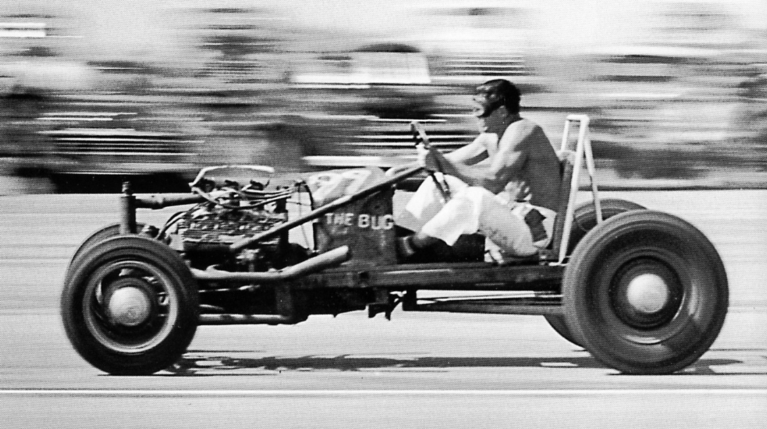 THE WAY IT WAS: DANGEROUS DRAGSTERS!