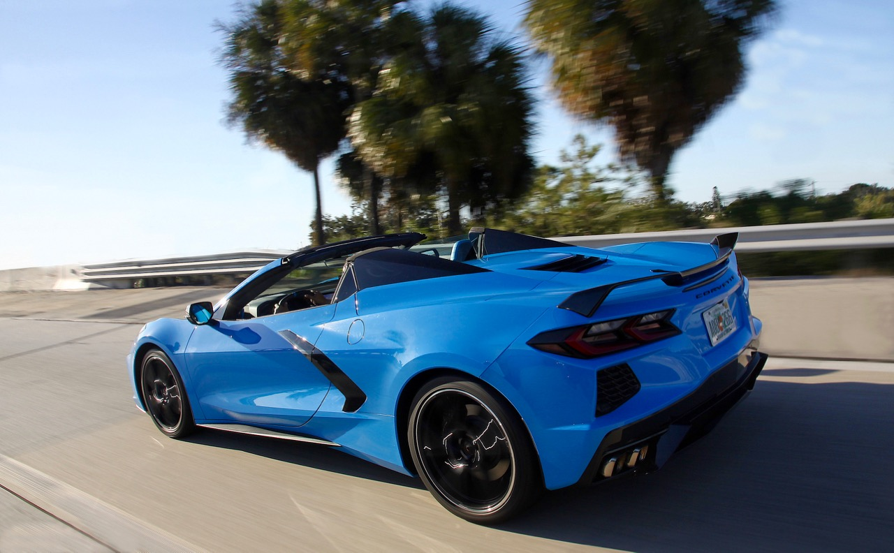 '21 CORVETTE CONVERTIBLE: IS THE BEST 'VETTE YET