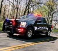 '21 FORD F-150: POLICE PURSUIT RESPONDER