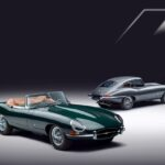 JAGUAR E-TYPE 60: TIMELESS TREASURE TRIBUTES