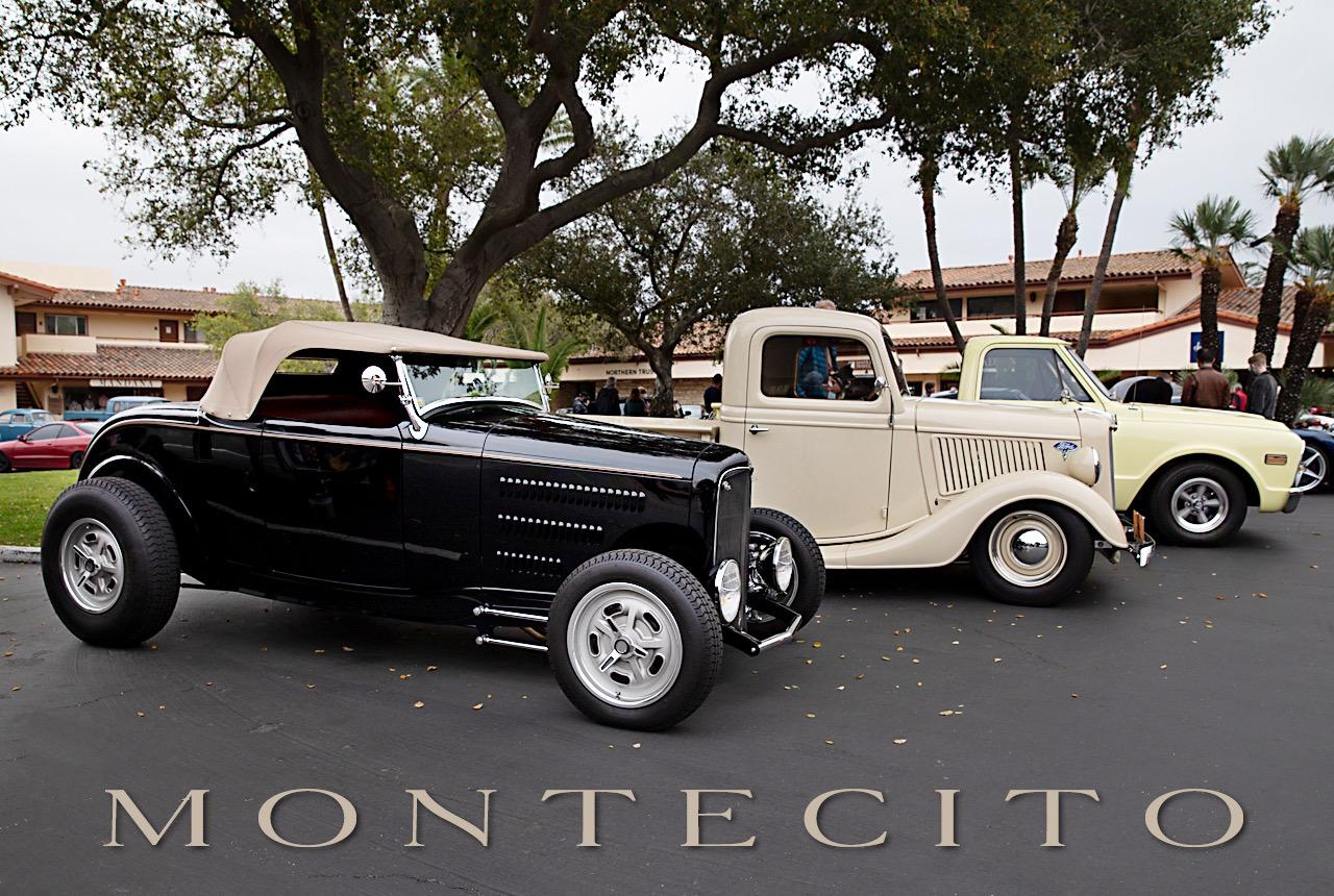 MONTECITO: CARS, COFFEE & CAMARADERIE!