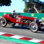 ANTIQUE RACECARS: CELEBRATED AT LAGUNA SECA