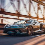 McLAREN GT:SUPERCAR DELIVERS PRACTICAL MAGIC