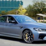 MULTIPLE PERSONALITY: '21 BMW M5 COMPETITION