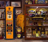 MENDENHALL: CARS, GAS PUMPS & PETROLIANA MUSEUM